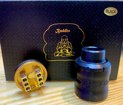 Vaperz Cloud Buddha V4 RDA 30mm