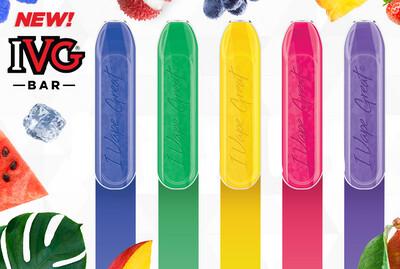IVG Bar Disposable Pen