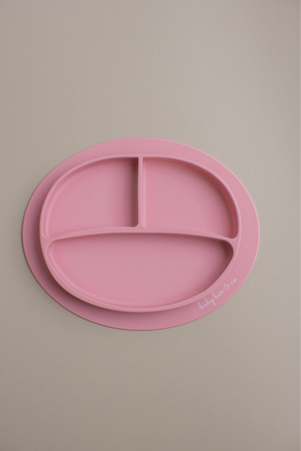 Three Hearts Silicone Plate