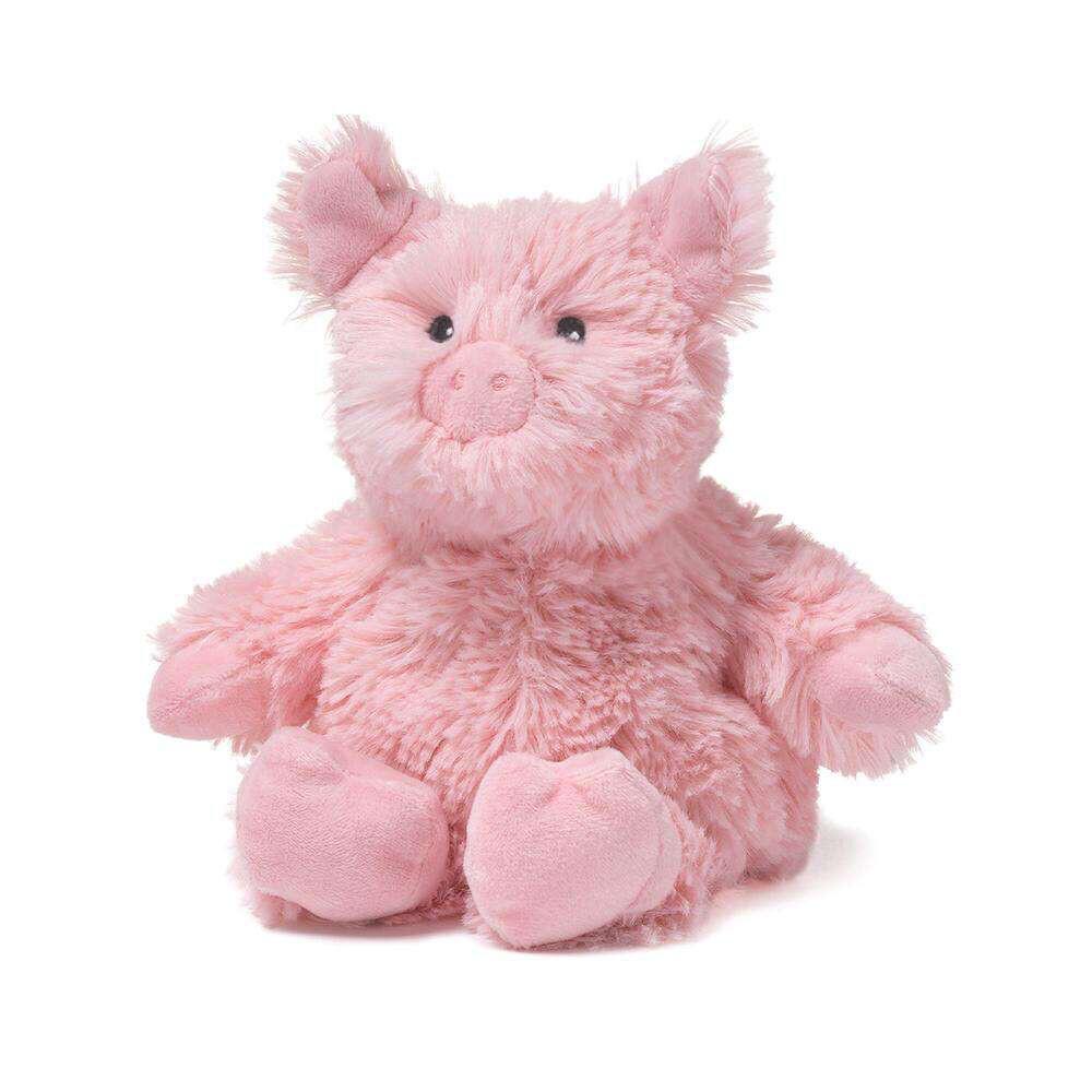 Warmies Pink Pig