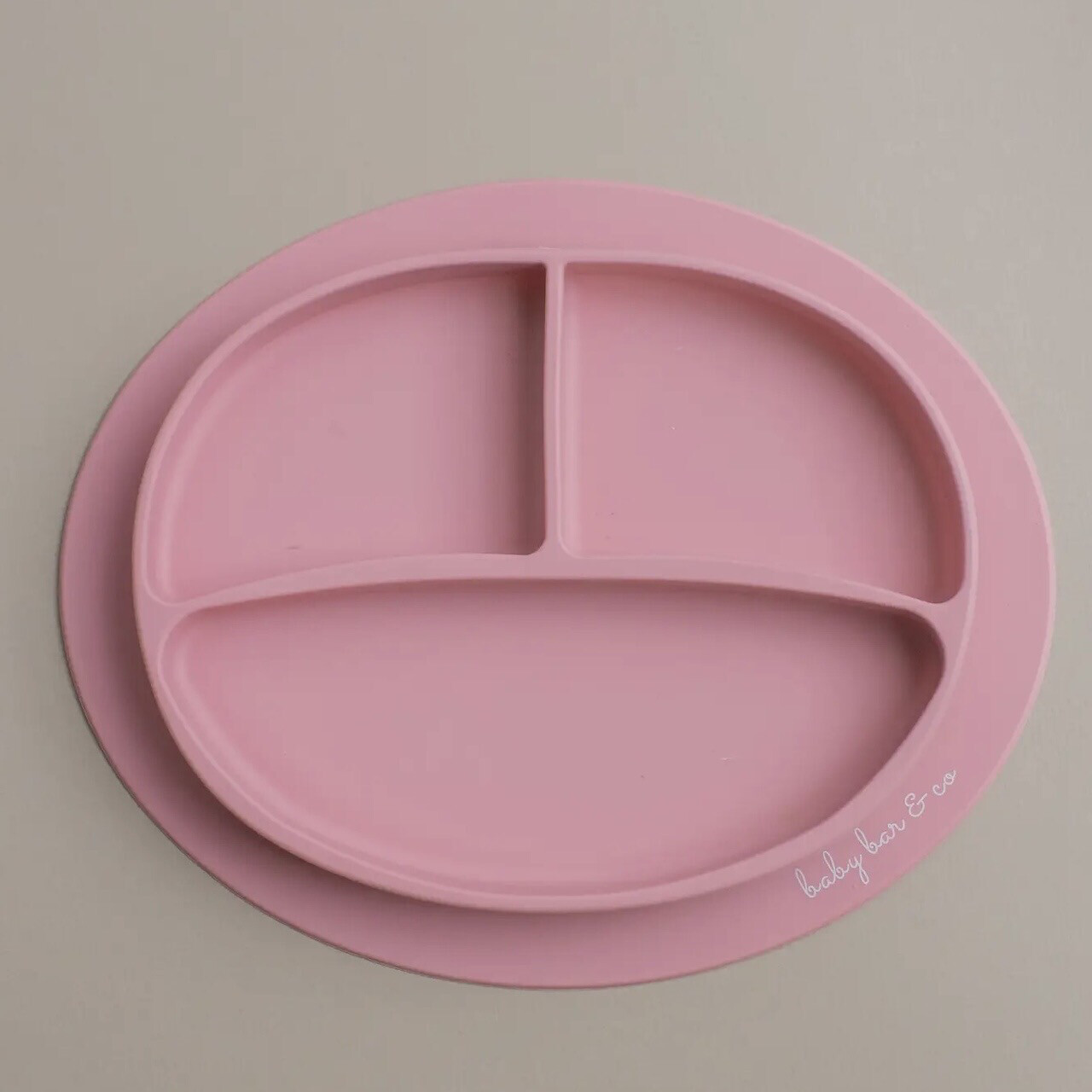 Three Hearts Silicone Plate