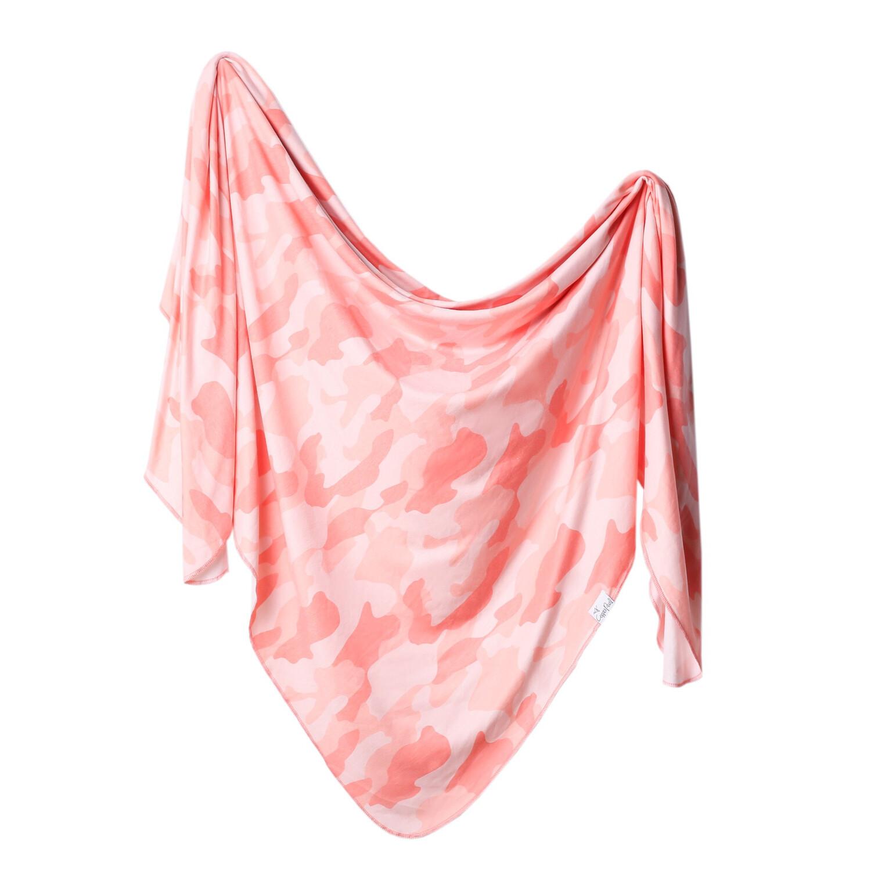 "Copper Pearl ""Remi"" Swaddle Blanket"