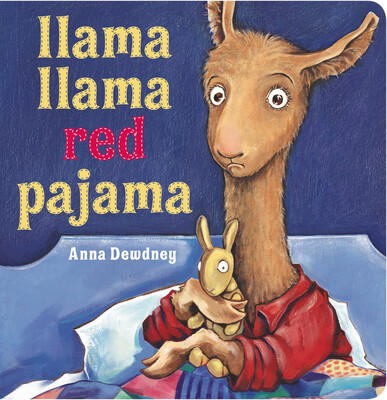 Llama Llama Red Pajama Book