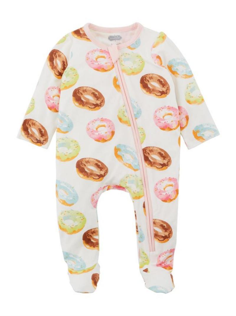 Mudpie Donut Sleeper 6-9M