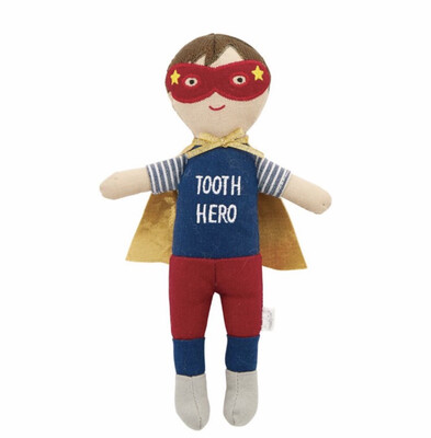 Mudpie Tooth Hero Fairy Doll