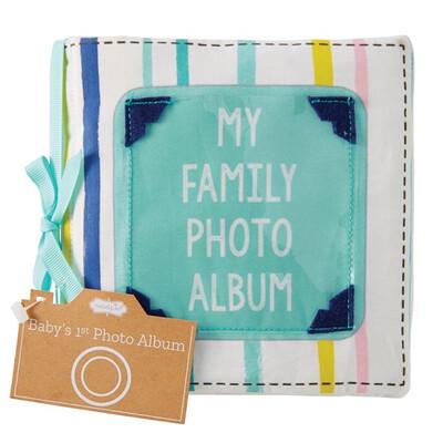Mudpie Family Photo Album
