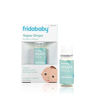 Fridababy Vapor Drops For Bath Or Diffuser