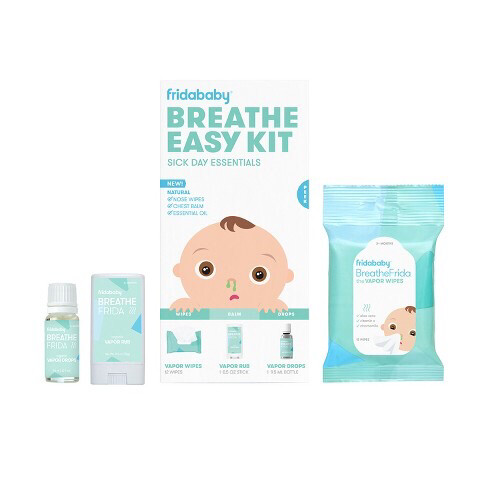Fridababy Breathe Easy Kit Sick Day Essentials