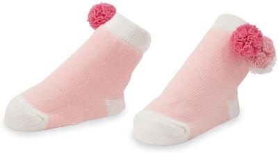 Mudpie Pink Socks