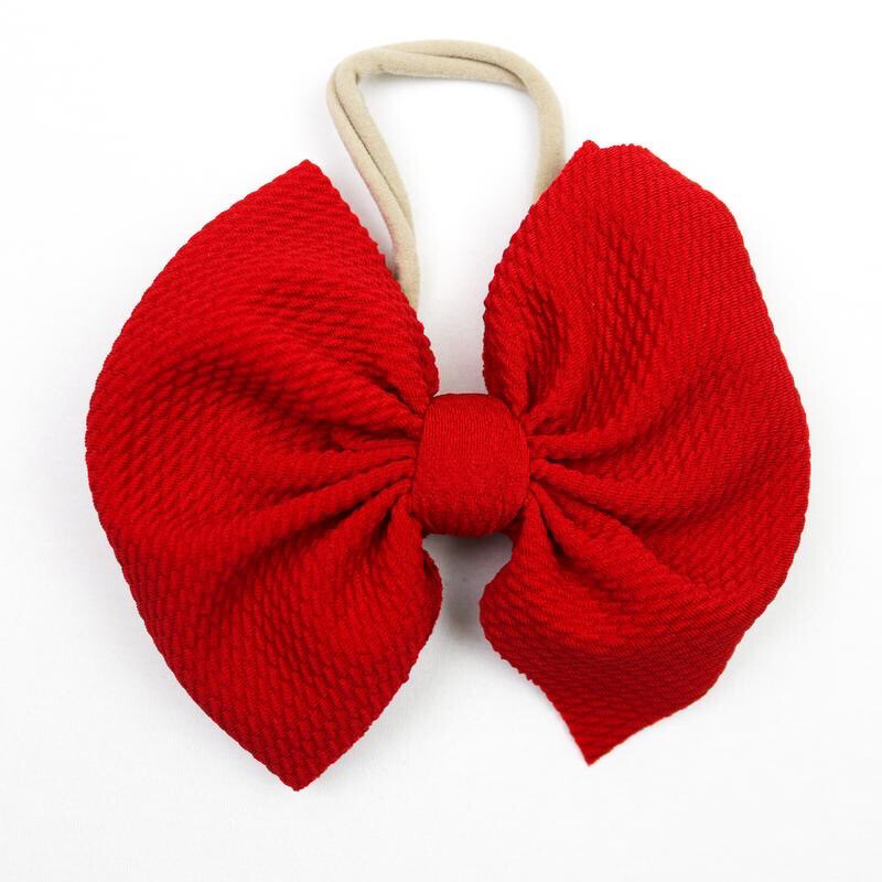 Little Loper's Red Bow