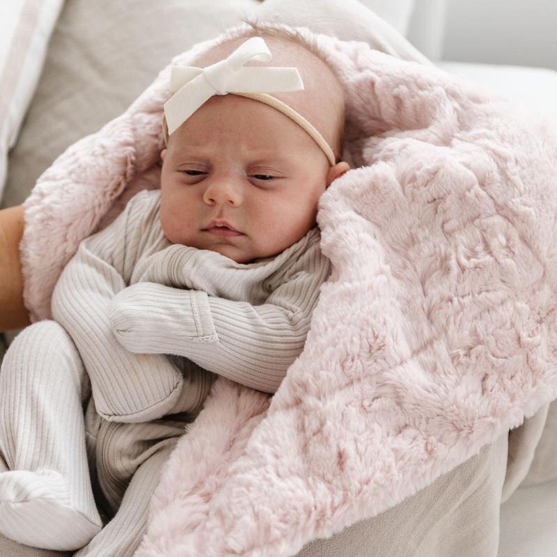 Saranoni Blush Dream Mini Blanket
