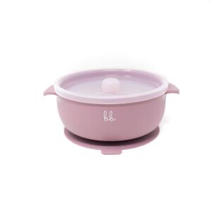 Three Hearts Silicone Suction Bowl