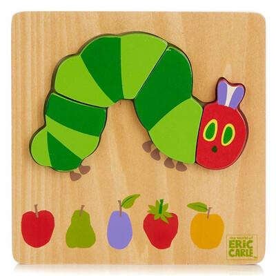 Eric Carle Caterpillar Puzzle