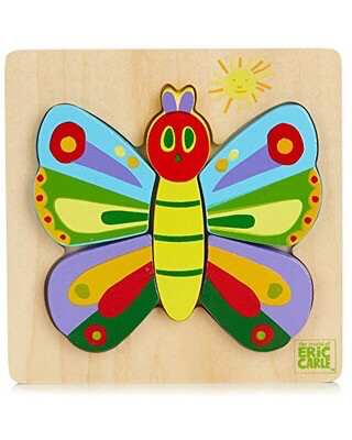 Eric Carle Butterfly Puzzle
