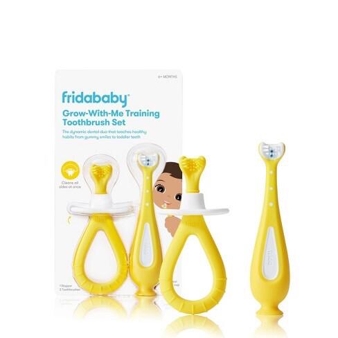 Fridababy Training Tooth Brush Set