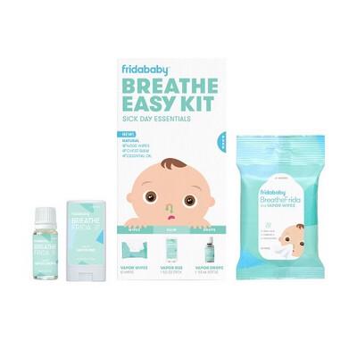 Fridababy Breathe Easy Kit Sick Day Essentials