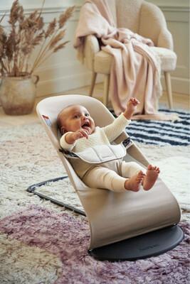 BabyBjorn Bouncer Balance Soft Beige