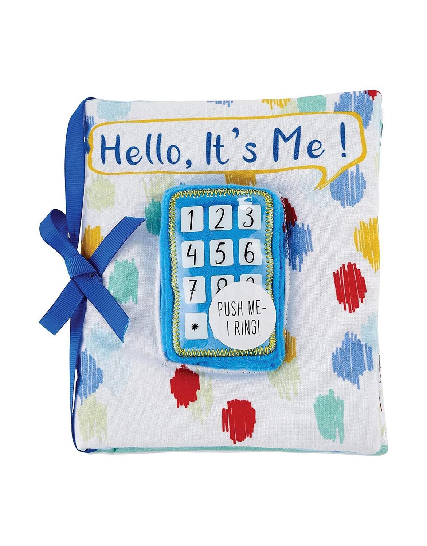 Mudpie Hello It's Me Phone Book
