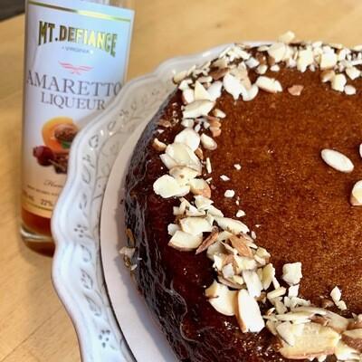 Cake / almond