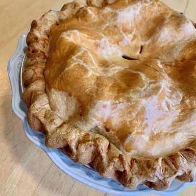 Pie / apple two crust