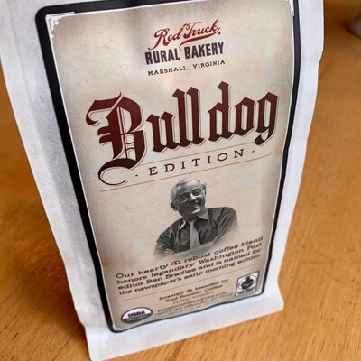 Coffee / Bulldog Edition ground