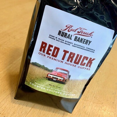 Coffee / Red Truck Premium whole bean