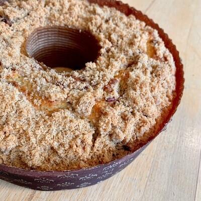Cake / sour cream coffee cake
