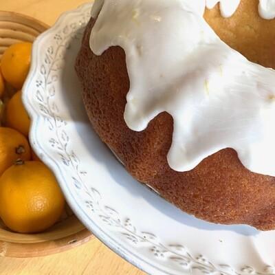 Cake / Meyer lemon