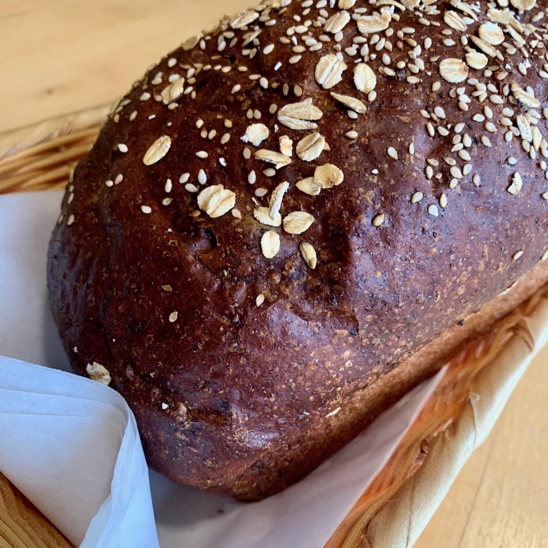 Bread / harvest wheat