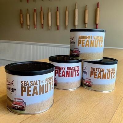 Nuts / gourmet salted peanuts