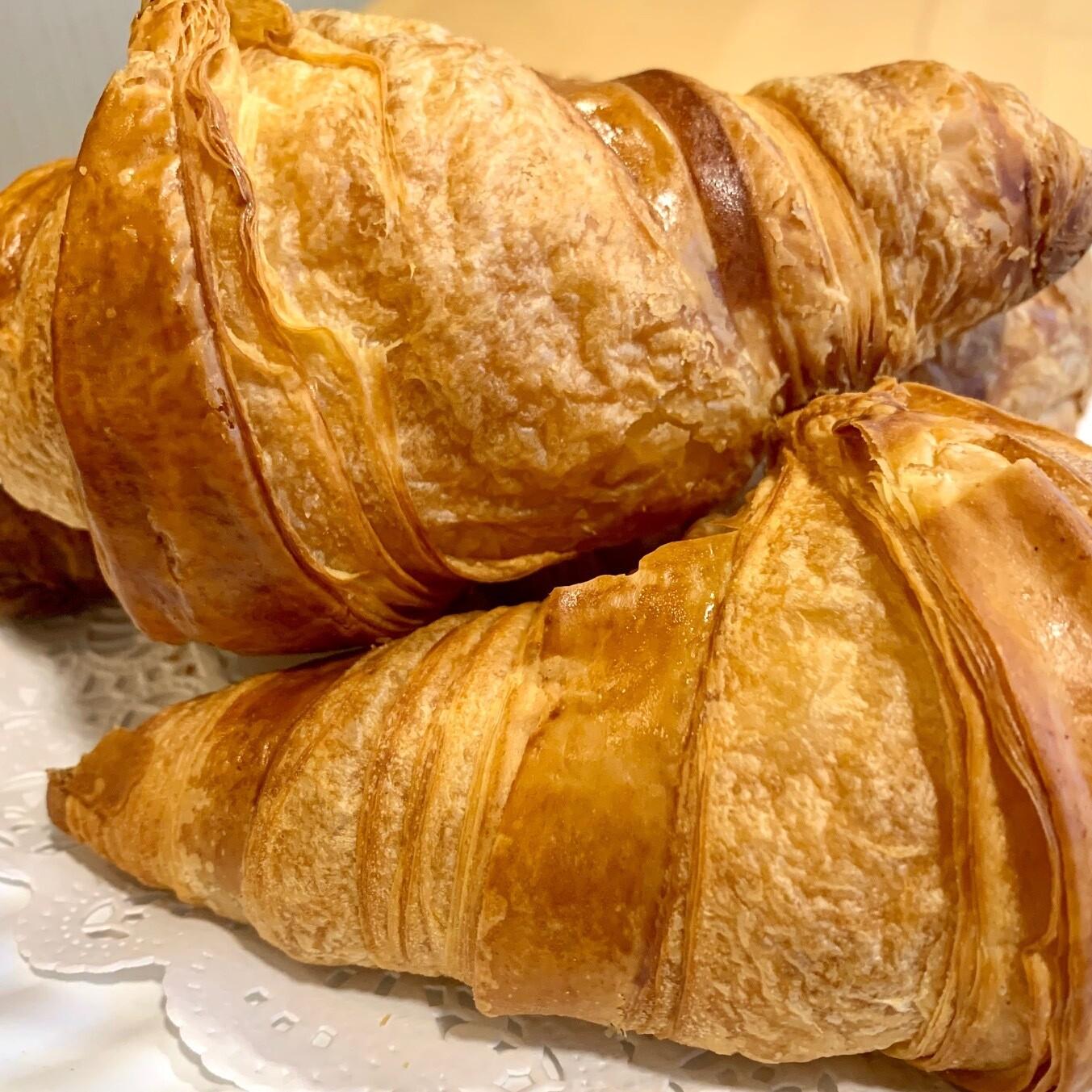 Croissants / 4 butter