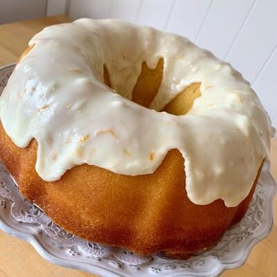 Cake / orange