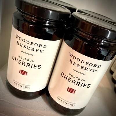 Woodford Bourbon Cherries