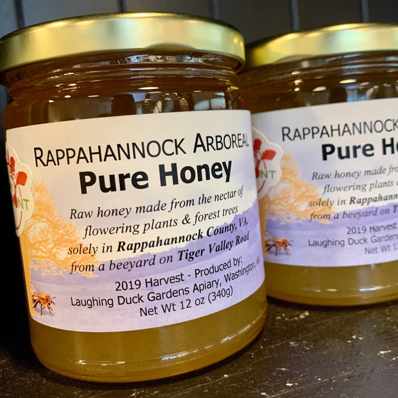 Rappahannock Pure Local Honey