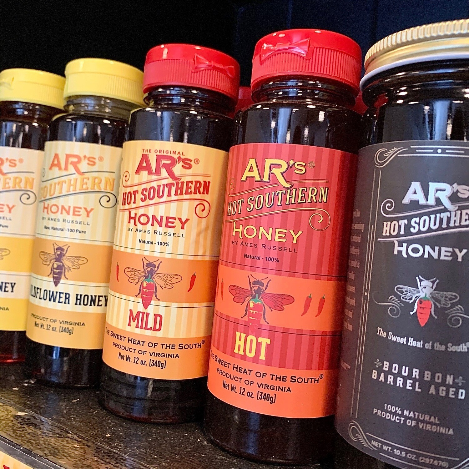 AR's Hot Southern Honey