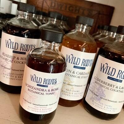 Wild Roots tonics