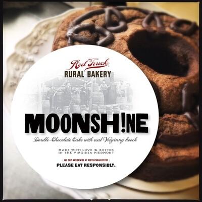 Cake / choc moonshine