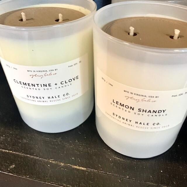 Sydney Hale candles