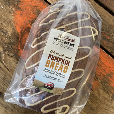 Bread /Pumpkin