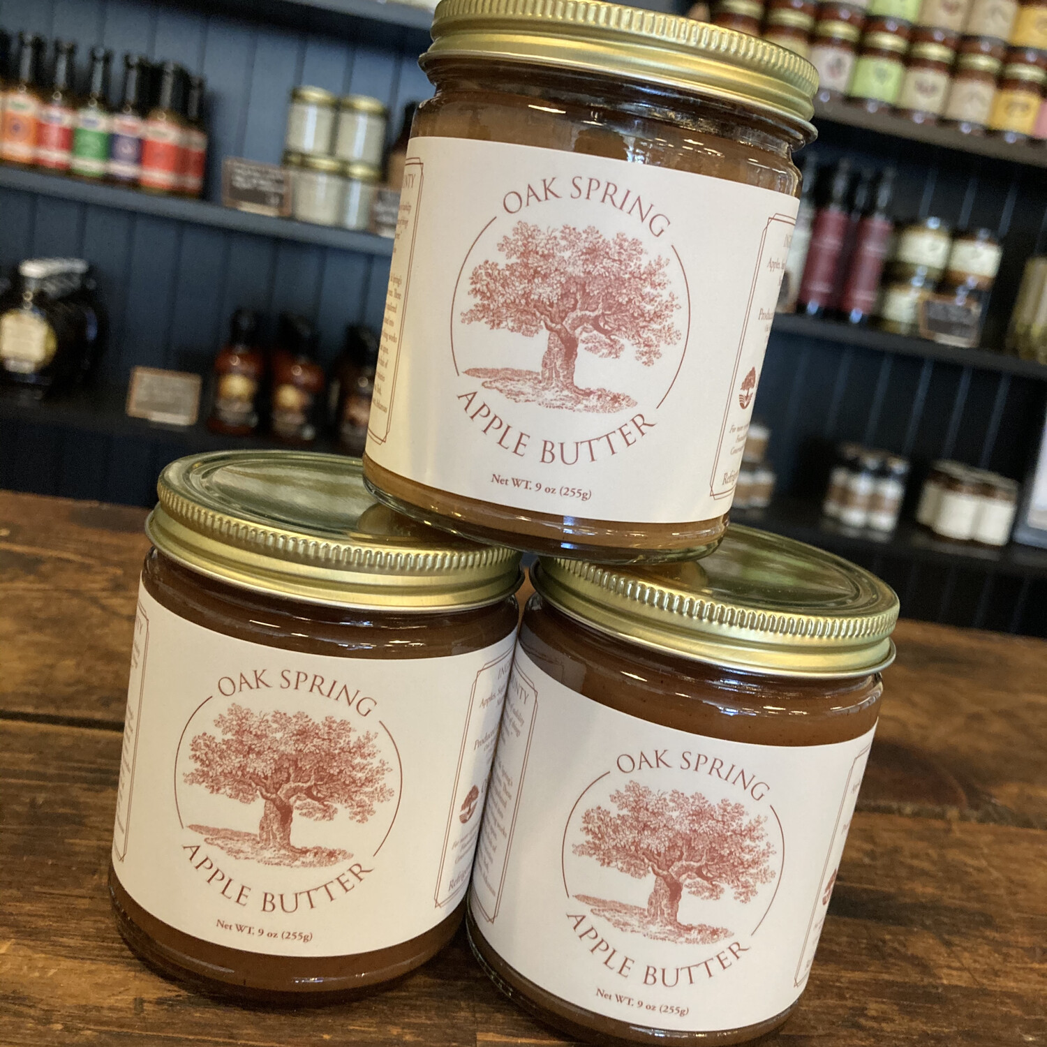 Oak Spring Apple Butter