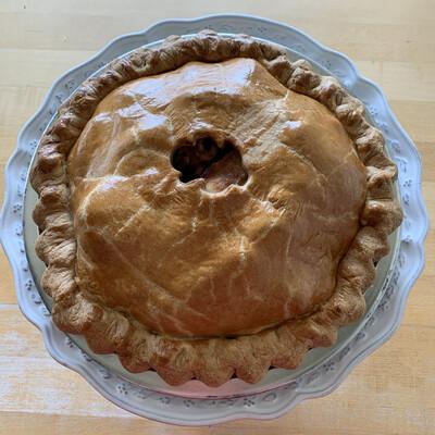 Pie / harvest apple