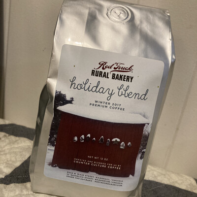 Coffee — Holiday Blend ground