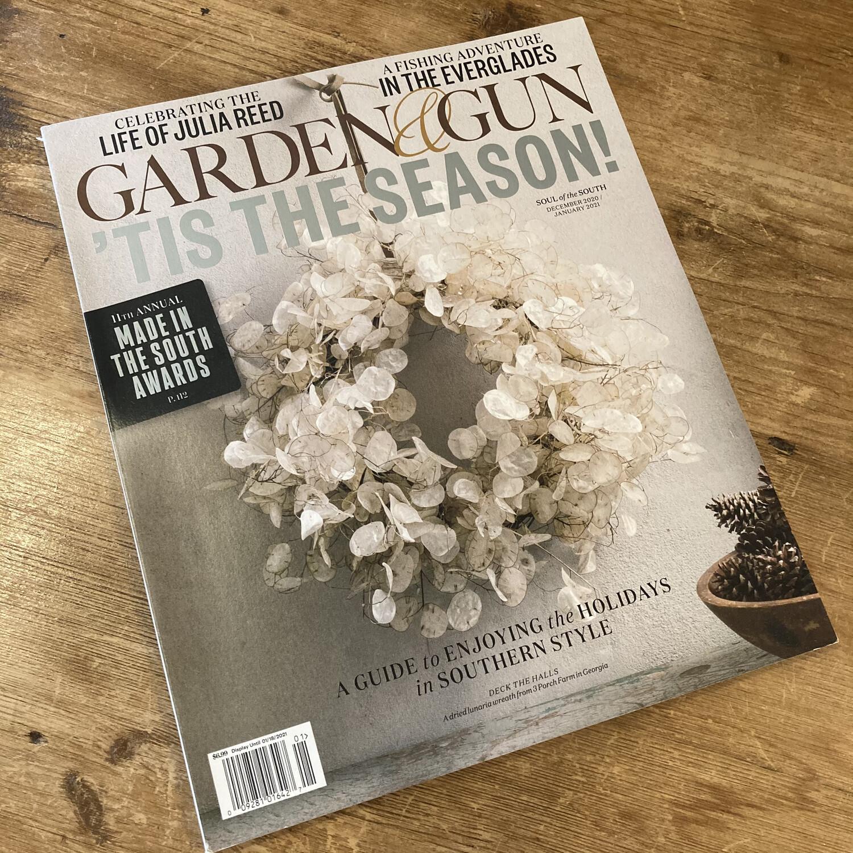 Garden Gun Mag