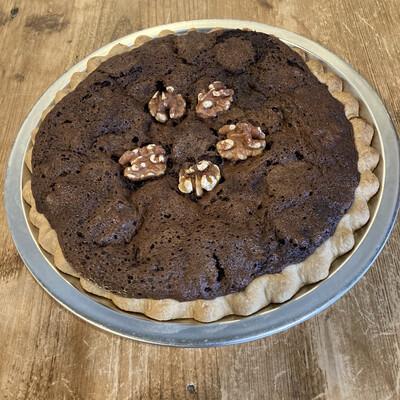 Pie / choc walnut