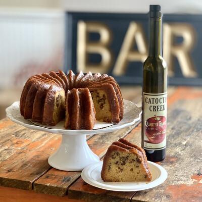Cake / Applejack Butter Pecan Cake