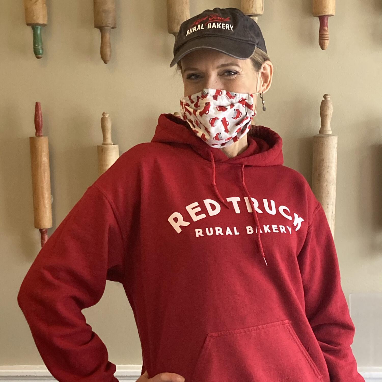 Red Truck Hoodie