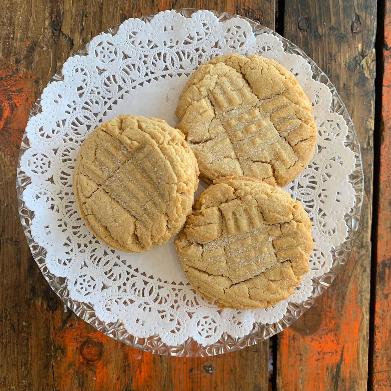 Cookies / 3 peanut butter