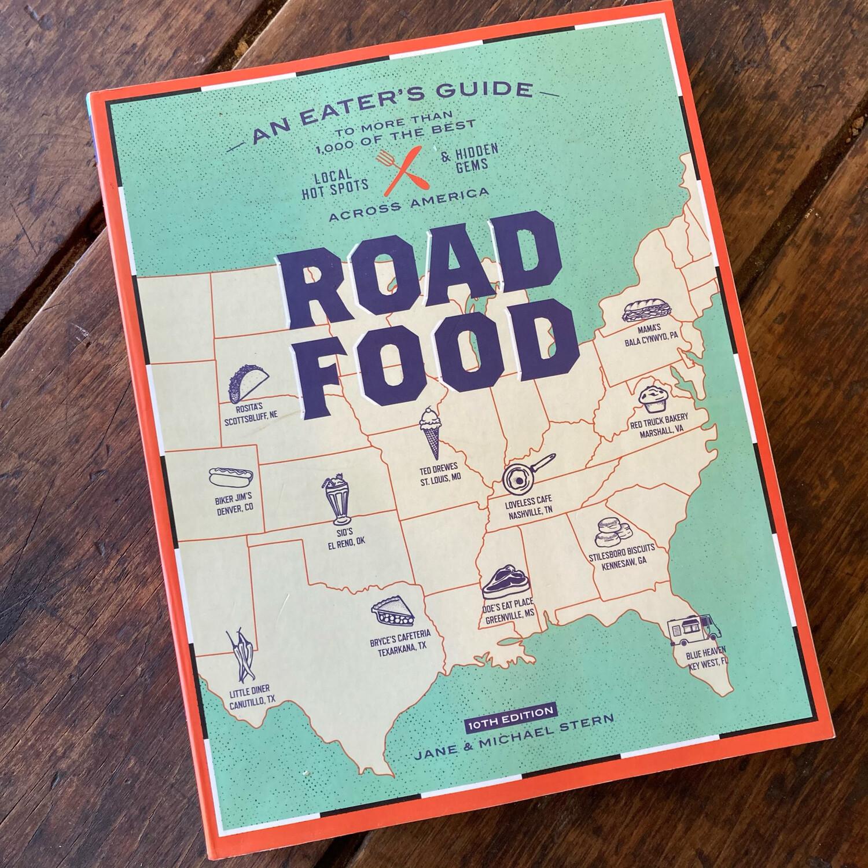 Road Food book