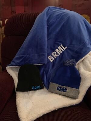 Plush BRML Blanket