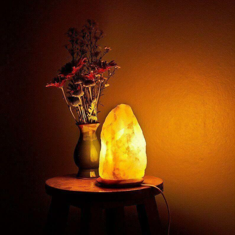 Large Salt Lamp